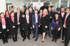 West Midlands Lord Mayor - Andy Street IT Skills Course visit