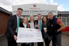 Community Primary School donation